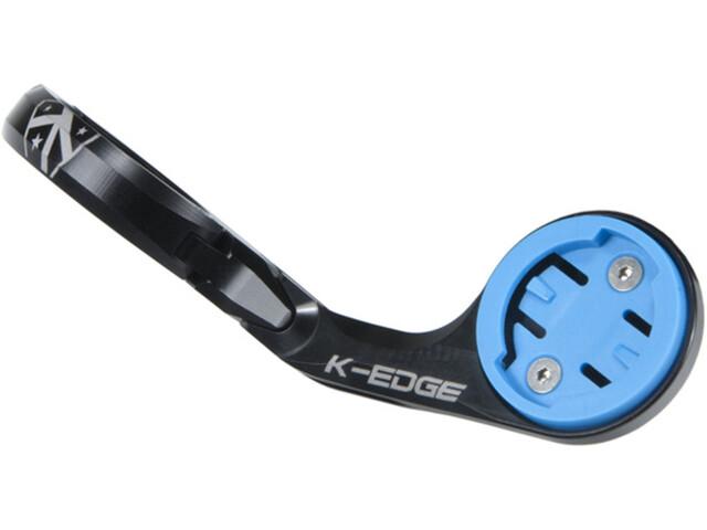 K-EDGE Wahoo Element Combo Lenkerhalterung Ø31,8mm schwarz